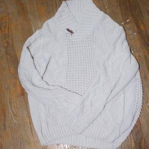 Weatherproof sweater